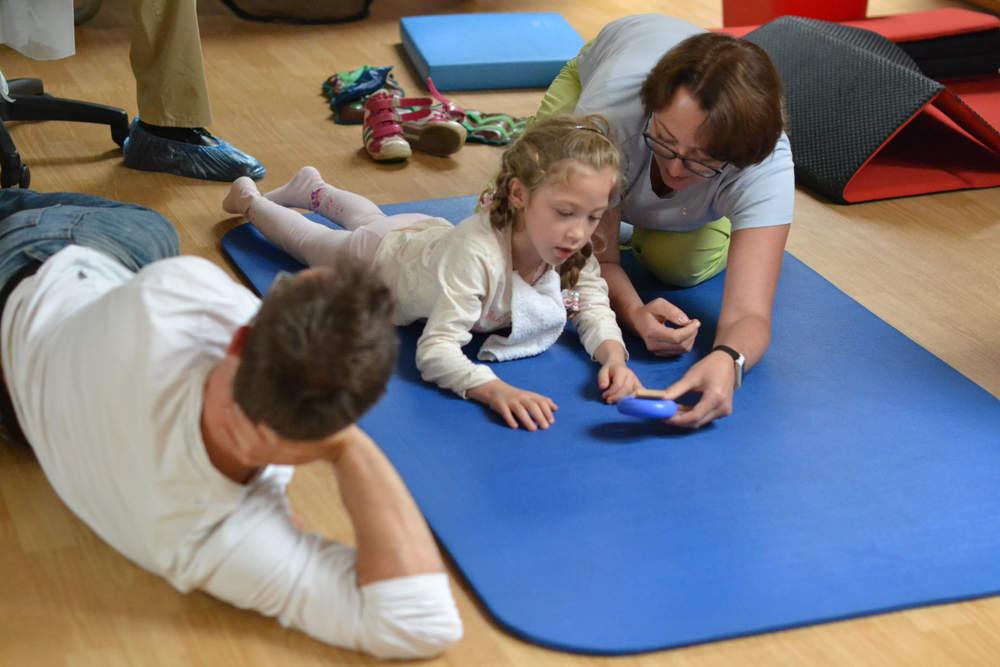 Реабилитация детей с ДЦП