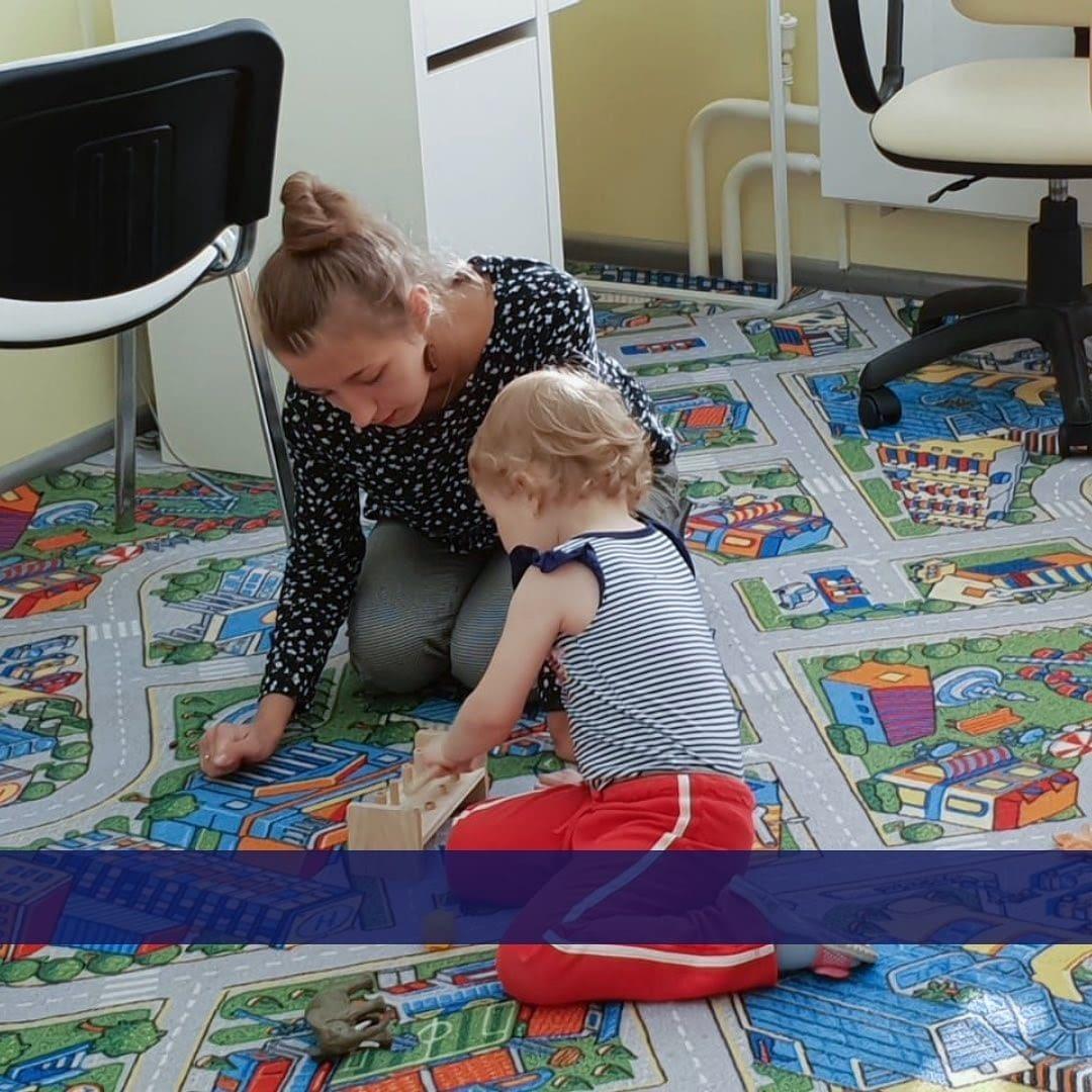 Индивидуальная программа реабилитации ребенка