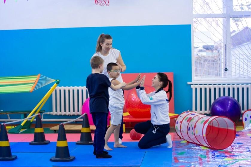 ЛФК для детей с аутизмом