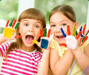 Арт-терапия для развития ребенка